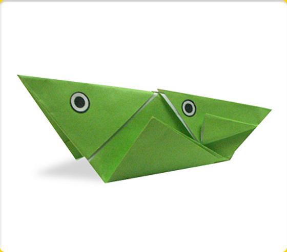 簡単 折り紙 バッタ 折り紙 : origami-mobile.com