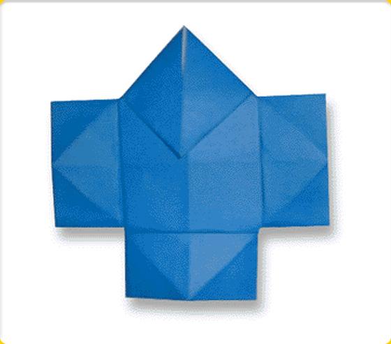 折り紙の 折り紙 やっこ : origami-mobile.com